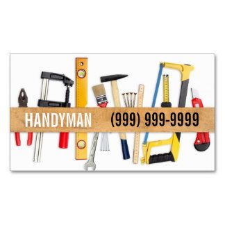 45 best graphic design handyman images on pinterest for Handyman business plan pdf