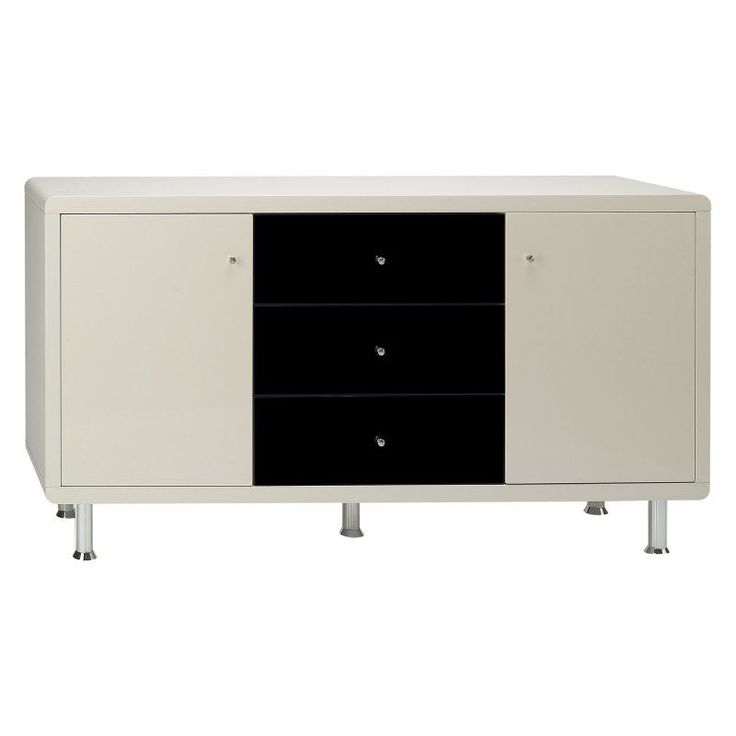Chintaly Deborah High Gloss Dining Buffet - CTY462