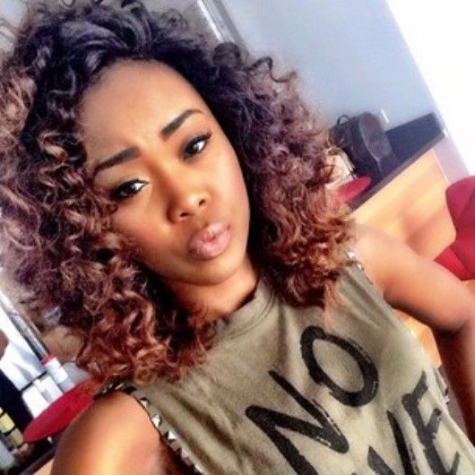 Surprising 1000 Images About Quick Weaves Sew Ins And Relaxed Hairstyle Short Hairstyles Gunalazisus