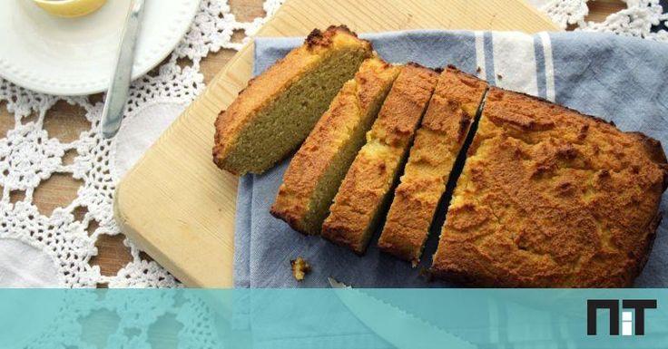 Este é o único pão de forma que pode comer sem culpa (e faz-se em 5 minutos) - NiT