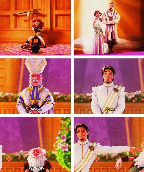 Tangled sequel!!!! http://www.youtube.com/watch?v=3Eth94nBIIk=share -an upcoming 5-6-minute short animated film, set to premiere before the 3D theatrical re-release of Beauty and the Beast on January 13, 2012, and will air in Spring 2012 on Disney Channel.