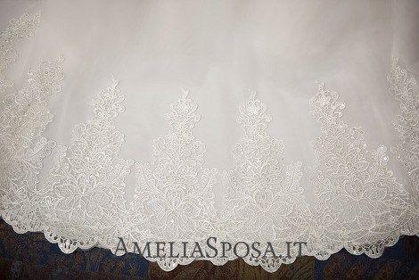 Descubre los fantásticos vestidos de novia diseñados por Amelia esposa
