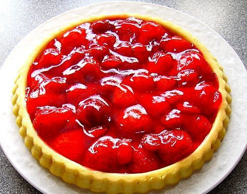 What Is A Sweet Cherry Cake Called In Polish