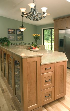 Riddle Construction And Design Kitchen Gallery Cottage Lake Split