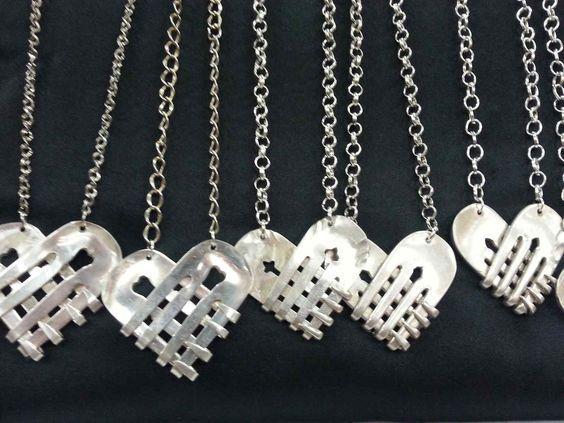 silverware jewlery | Silverware Jewelry