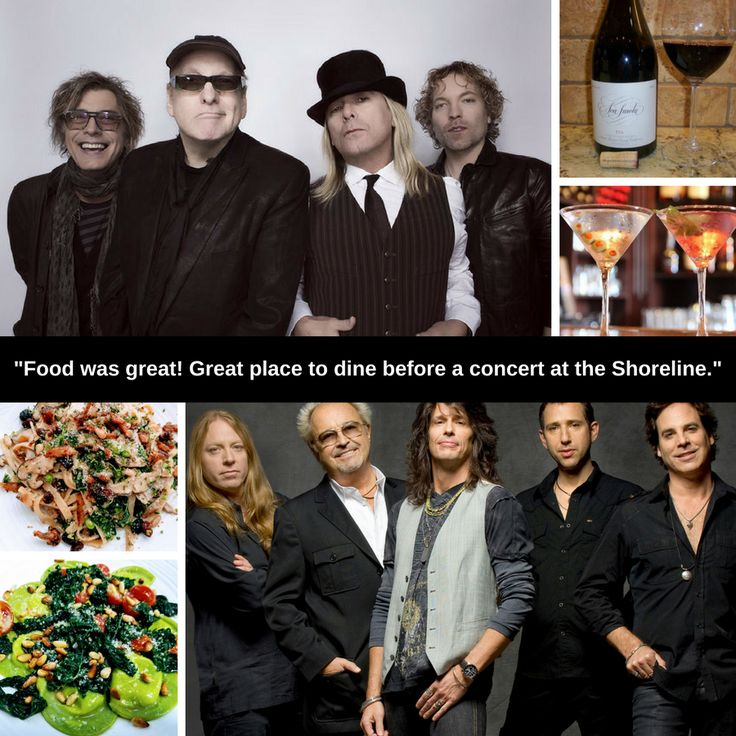 Who else is excited for Foreigner  Cheap Trick this Saturday (9/2) at Shoreline Amphitheatre! Grab your reservations for a fabulous pre-show Italian dinner and drinks! https://www.opentable.com/r/cucina-venti-mountain-view