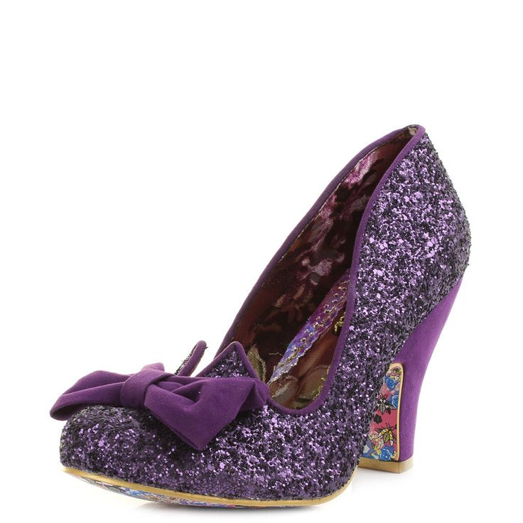 Irregular Choice are well known for their quirky and smart designs and this shoe fits that criteria perfectly. Well made original designs that will always get noticed for all the right reasons. Size Guide See size guide below. | eBay!