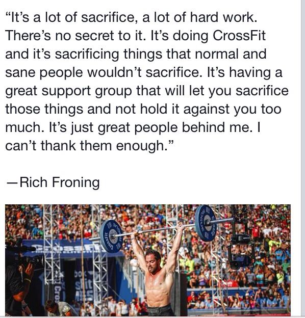 102 best images about rich froning is a beast on pinterest