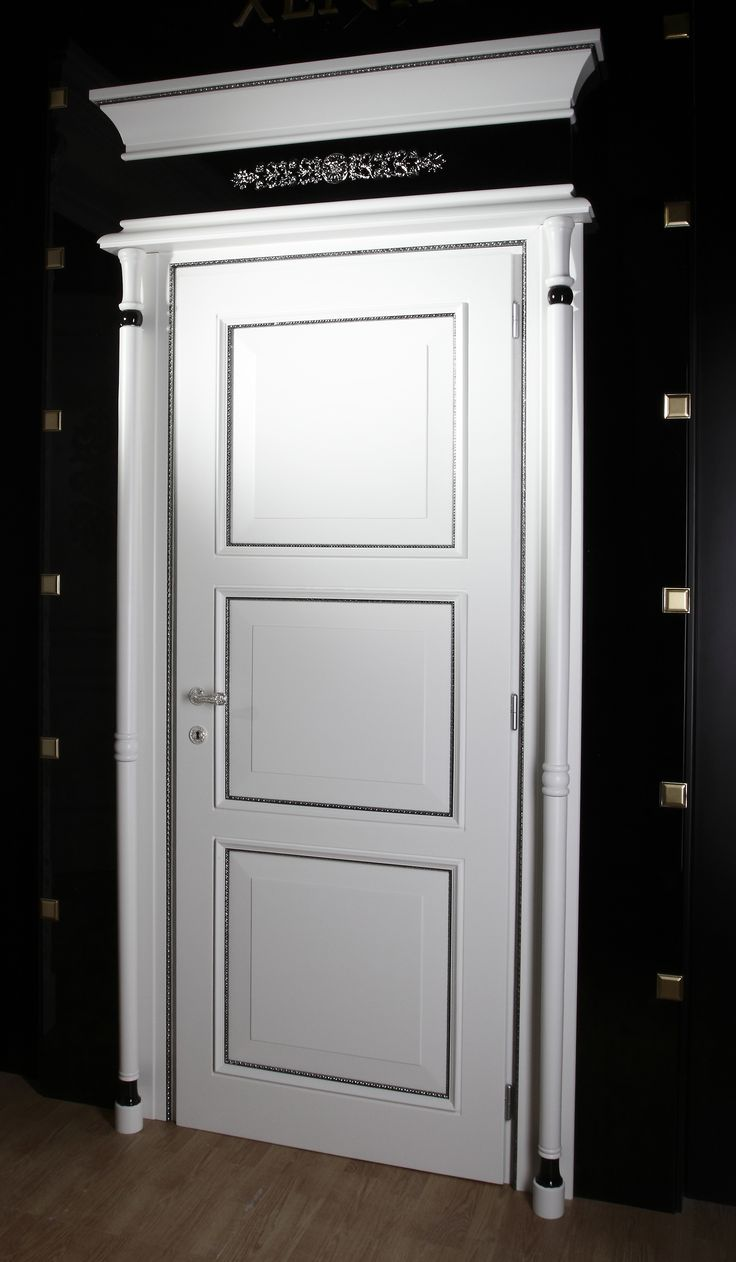 luxury door made in italy by Xenia