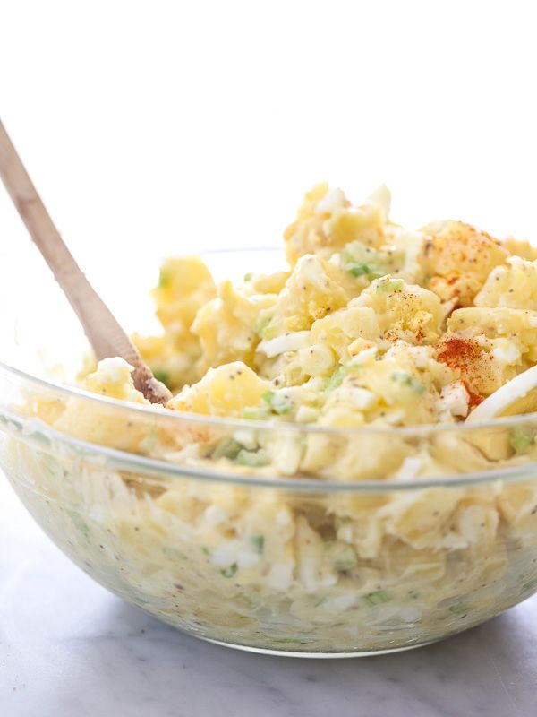 How to Make the Best Potato Salad