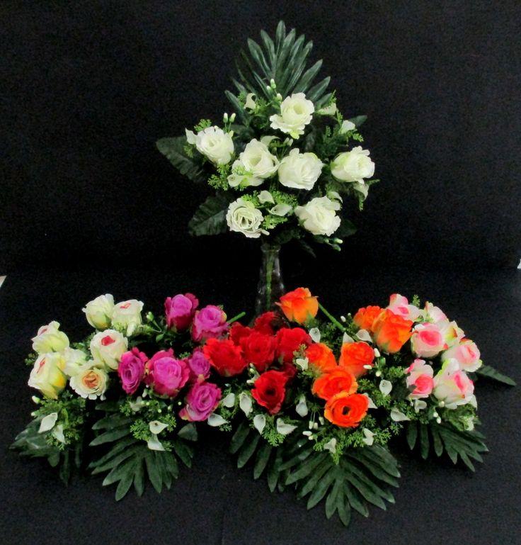 Rózsacsokor 6 színben