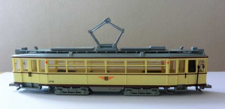 Modely tramvaji   Atlas editions