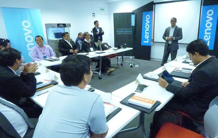 Lenovo Perú realiza primera jornada de capacitación a gobiernos regionales