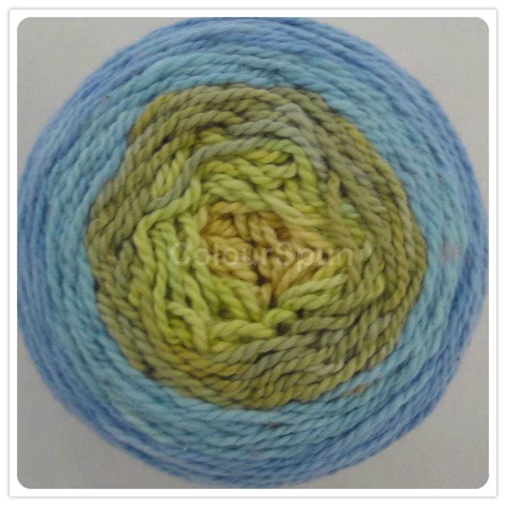 Pure Cotton Sock Gradient Dyed 003