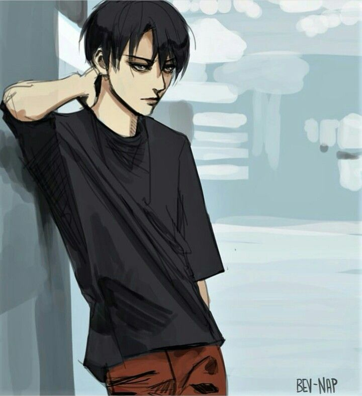 Attack On Titan Levi, Levi