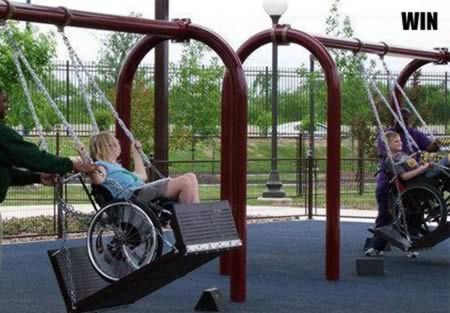 10 of the Best and Worst Examples of Handicap Access (handicap accessible, wheelchair accessible) - ODDEE