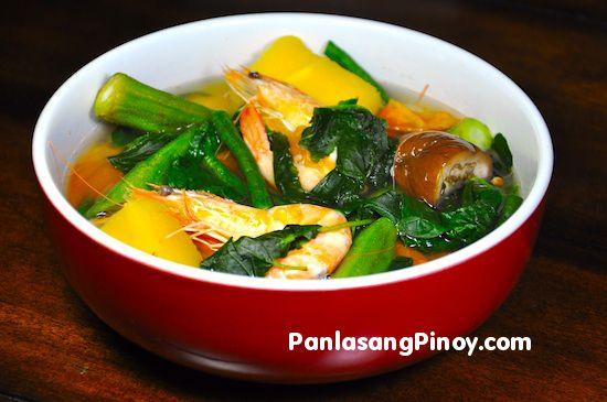 Laswa Recipe | Panlasang Pinoy
