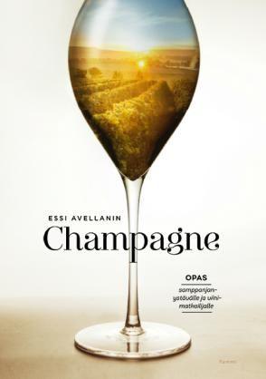 Essi Avellanin Champagne - Essi Avellan - #kirja