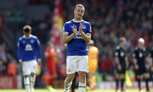 Phil Jagielka unsure if he has future Everton under Koeman