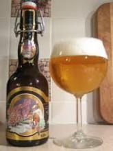 Blonde de Noel - Brasserie Caulier, Peruwelz, Belgie. Beoordeling GGOB: 6,8 Eigen beoordeling: 8 www.ggob.nl