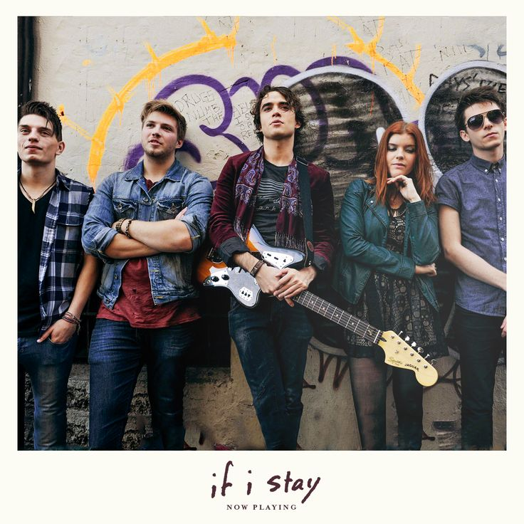 If I Stay Book Cover Ideas : What made willamette stone and the if i stay soundtrack so