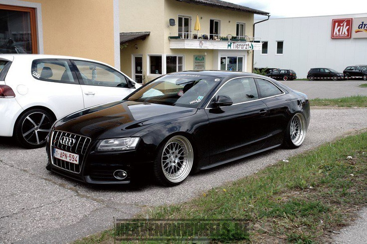 SO dope A5 with Rotiform wheelsDope A5, Rotiform Wheels