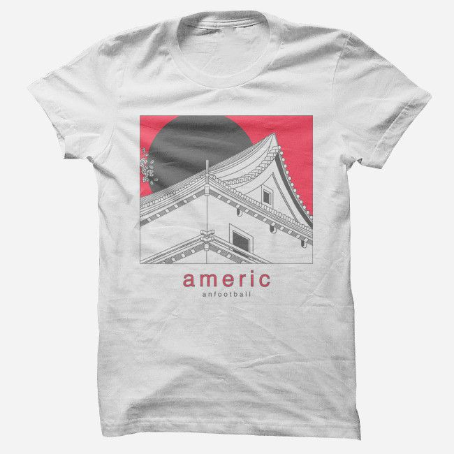 Limited Edition Japanese House White T-Shirt