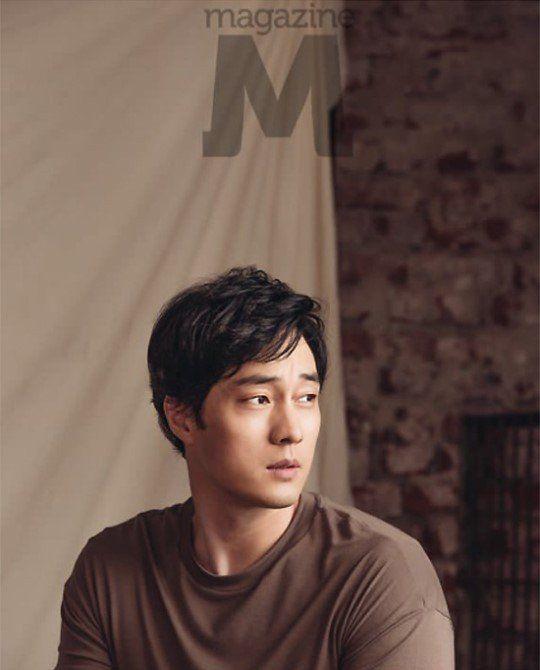 'Magazine M' shares cuts of 'Battleship Island' actors So Ji Sub and Song Joong Ki | allkpop.com
