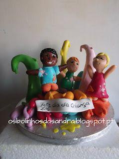 Os Bolinhos da Sandra: Dia Mundial da Criança