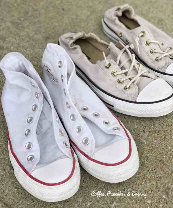 Pin On How To Clean White Converse