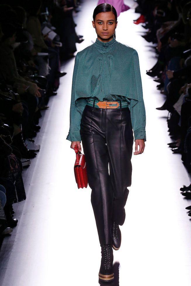 Image result for AW17 catwalk waist belts hermes