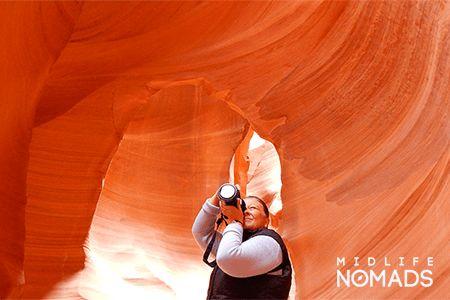 Sharon Manning Midlife Nomads