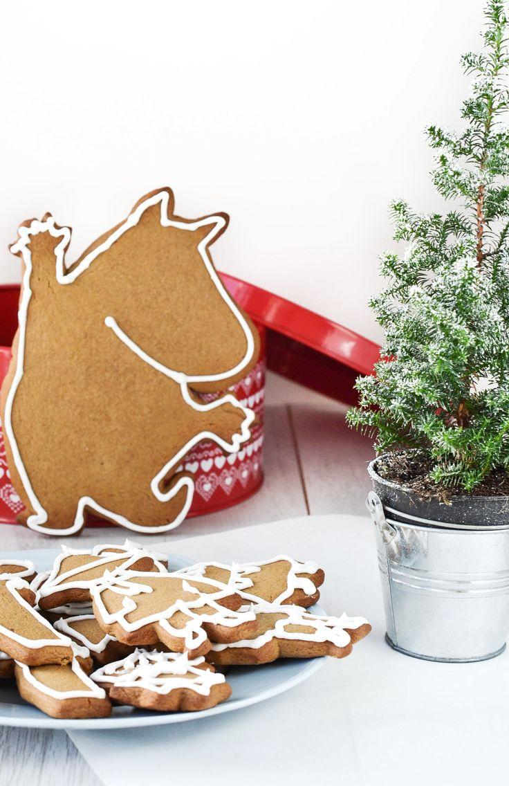 Gingerbread ❅ Moomins - Wallflower Girl