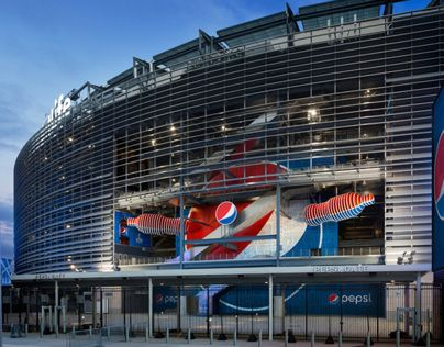 """Check out this @Behance project: """"Pepsi at MetLife Stadium"""" https://www.behance.net/gallery/15859387/Pepsi-at-MetLife-Stadium"""