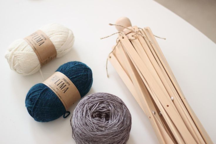 Technique : Comment bobiner un écheveau de laine