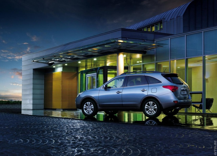 2009 Hyundai ix55