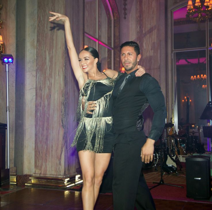 Live music, fine dining and professional dancers.  It is an experience not to be missed.