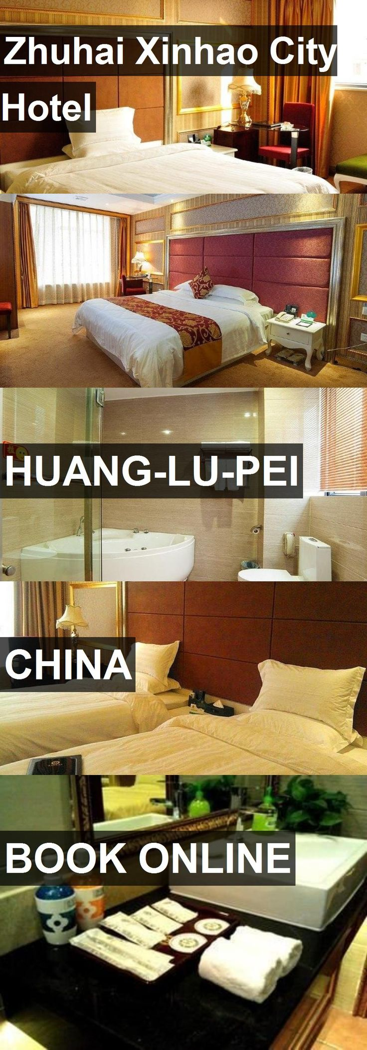 Zhuhai Xinhao City Hotel in Huang-lu-pei, China. For more information, photos, reviews and best prices please follow the link. #China #Huang-lu-pei #travel #vacation #hotel
