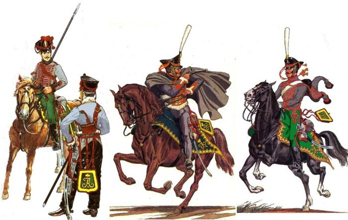 Елизаветградские гусары