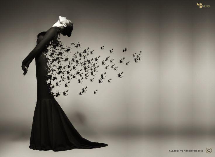 Theme: Accustomed To The Dark,Designed By : Sanchari Bhattacharya