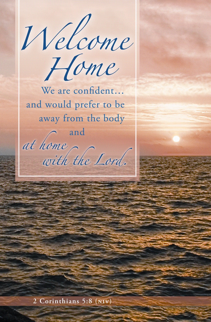 2 Corinthians 5:8 Absent From The Body Is To Be Present