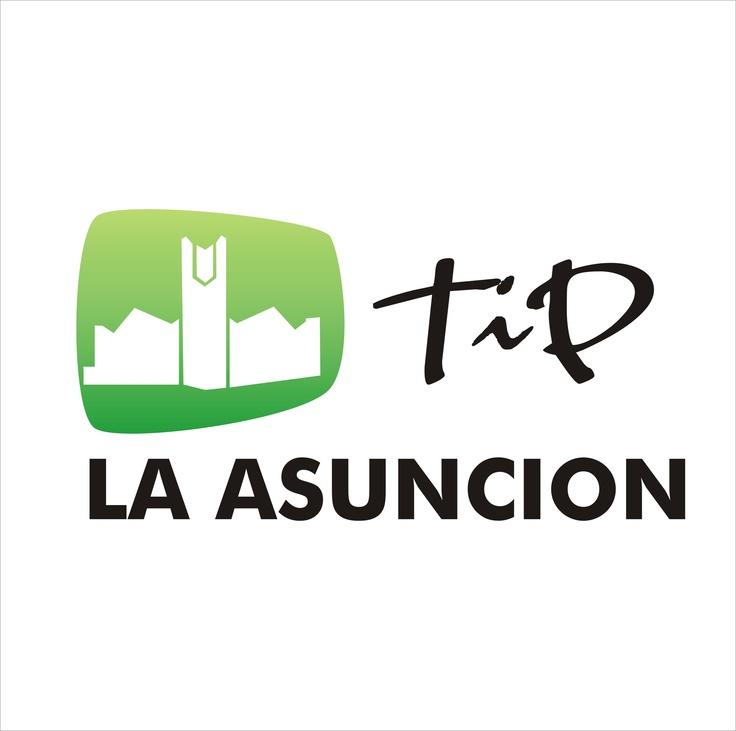 Logotipo que representa a la televisión parroquial