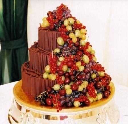 ... alla frutta  Torte Nuziali Particolari  Pinterest  Torte and Search