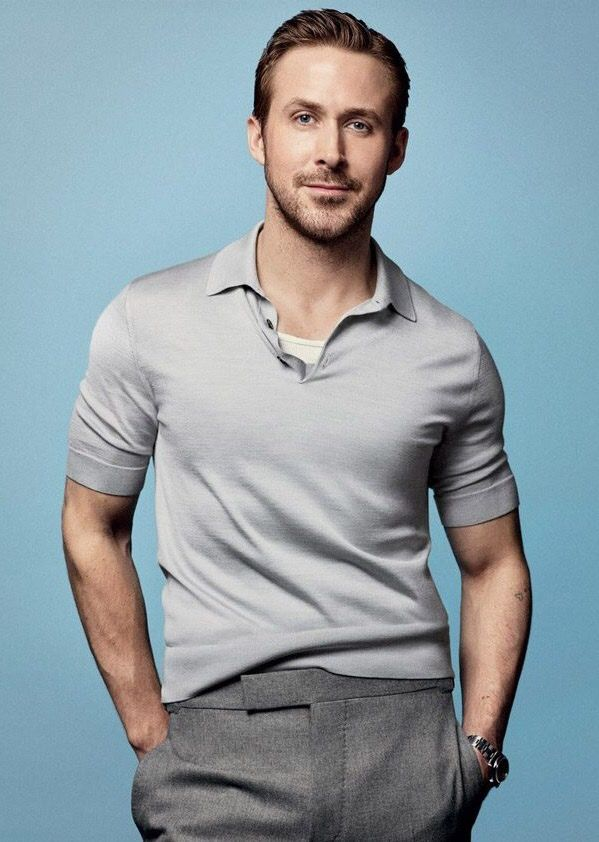 Ryan Gosling covers GQ Magazine #GQ #RyanGosling #Fashion #Style
