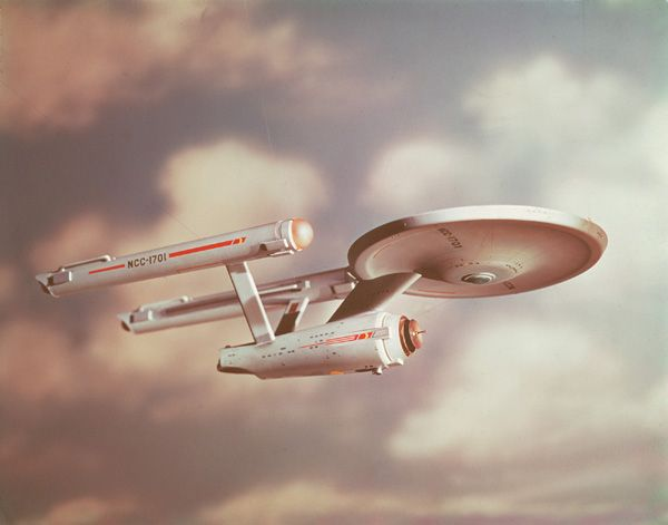 spaceship enterprise