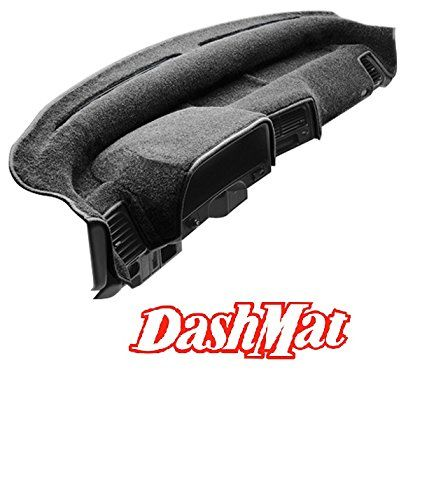 DashMat Original Dashboard Cover Toyota Tacoma (Premium Carpet, Smoke). For product info go to:  https://www.caraccessoriesonlinemarket.com/dashmat-original-dashboard-cover-toyota-tacoma-premium-carpet-smoke/