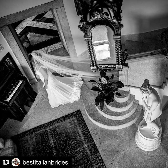 #Repost @bestitalianbrides with @get_repost  History and bride #bestitalianbrides #claudiaantolini #claudiaantoliniweddingplanner #weddinginsestrilevante #weddinginitaly #italianwedding #italianstyle #matrimonioperfetto #matrimonioinitalia #matrimonioasestrilevante #matrimonioacastello #bestphotographers #matteocuzzolaweddingphotographer #photo_4_friends #insta_4_friends