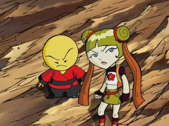 48 Best Images About Duelo Xiaolin On Pinterest