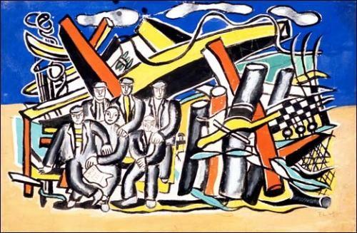 Paul Eluard, Fernand Léger   Autour du poème Liberté. Paul Eluard et Fernand Léger en dialogue   Biot. Musée national Fernand Léger