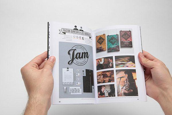 JAM 2014 - Catalogue Design on Behance